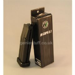 Spare Gas Magazine for WE Airsoft Hi Capa 3.8 / 4.1 / 4.3 / 5.1 / 7